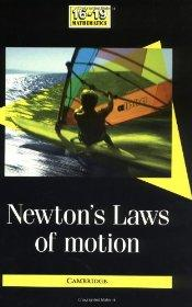 Image for NEWTON'S LAWS OF MOTION (SCHOOL MATHEMATICS PROJECT 16-19)