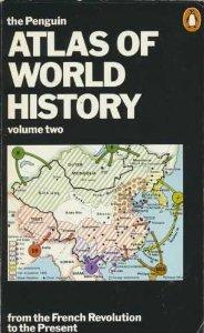Image for THE PENGUIN ATLAS OF WORLD HISTORY: V. 2 (REFERENCE BOOKS)