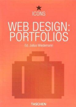 Image for WEB DESIGN: BEST PORTFOLIOS (ICONS) (ENGLISH, FRENCH AND GERMAN EDITION)