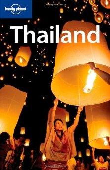 Image for LONELY PLANET THAILAND (COUNTRY TRAVEL GUIDE)