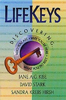 Image for LIFEKEYS: DISCOVERING WHO YOU ARE, WHY YOU'RE HERE, WHAT YOU DO BEST