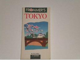 Image for FROMMER'S TOKYO, 1ST EDITION