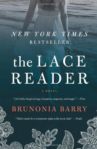 Image for THE LACE READER: A NOVEL