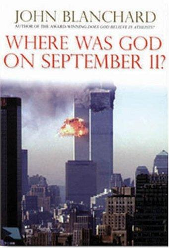 Image for WHERE WAS GOD ON SEPTEMBER 11?, PACK OF 10