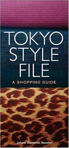 Image for TOKYO STYLE FILE: A SHOPPING GUIDE