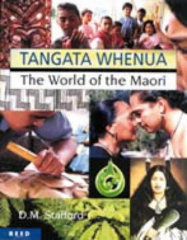 Image for TANGATA WHENUA: THE WORLD OF THE MAORI