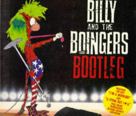 Image for BILLY AND THE BOINGERS BOOTLEG (BLOOM COUNTY BOOK)