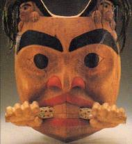 Image for SPIRIT FACES: CONTEMPORARY NATIVE AMERICAN MASKS FROM THE NORTHWEST