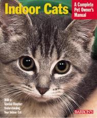 Image for INDOOR CATS (COMPLETE PET OWNER'S MANUAL)