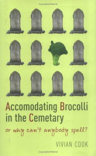 Image for ACCOMODATING BROCOLLI IN THE CEMETARY