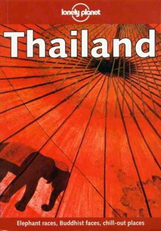 Image for LONELY PLANET THAILAND (8TH ED)