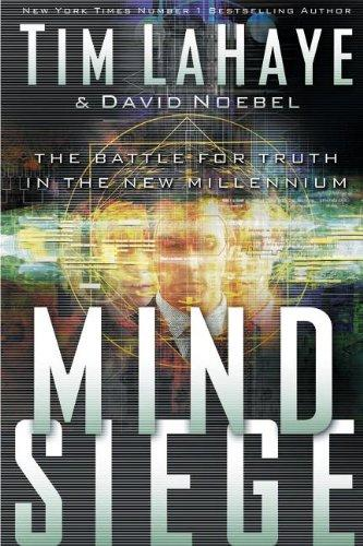 Image for MIND SIEGE: THE BATTLE FOR TRUTH IN THE NEW MILLENNIUM