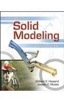 Image for INTRODUCTION TO SOLID MODELING USING SOLIDWORKS