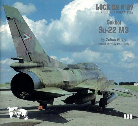 Image for LOCK ON NO. 27 - SUKHOI SU-22 M3 FITTER