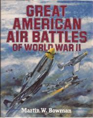 Image for GREAT AMERICAN AIR BATTLES_OF WORLD WAR II
