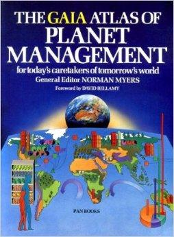 Image for GAIA ATLAS OF PLANET MANAGEMENT