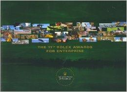 Image for THE 11TH ROLEX AWARDS FOR ENTERPRISE