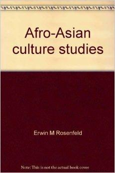 Image for AFRO-ASIAN CULTURE STUDIES