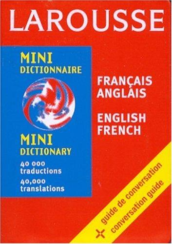 Image for MINI FRANÇAIS-ANGLAIS