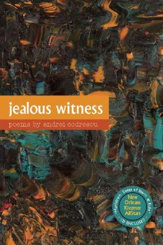 Image for JEALOUS WITNESS (INCLUDES CD)