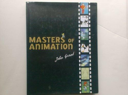 Image for MASTERS OF ANIMATION