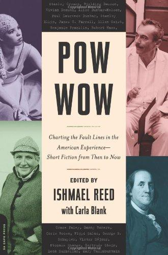Image for POW WOW: AMERICAN SHORT FICTION FROM THEN TO NOW