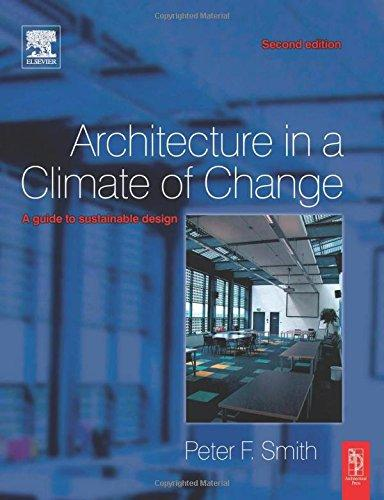 Image for ARCHITECTURE IN A CLIMATE OF CHANGE