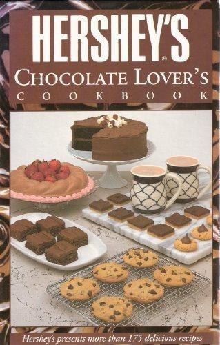 Image for HERSHEY'S CHOCOLATE LOVERS COOKBOOK
