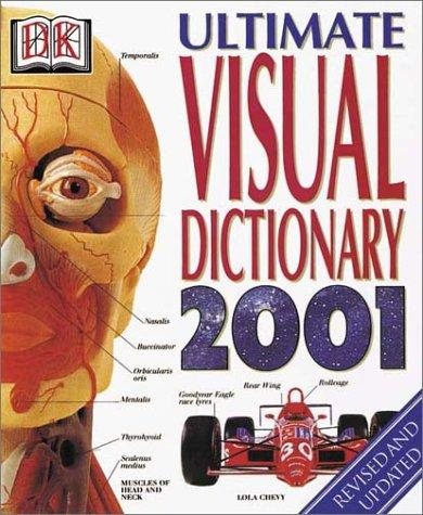 Image for ULTIMATE VISUAL DICTIONARY 2001