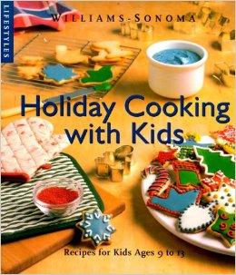Image for KIDS HOLIDAY COOKING (WILLIAMS-SONOMA LIFESTYLES)