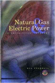 Image for NATURAL GAS & ELECTRIC POWER IN NONTECHNICAL LANGUAGE (PENNWELL NONTECHNICA L SERIES)