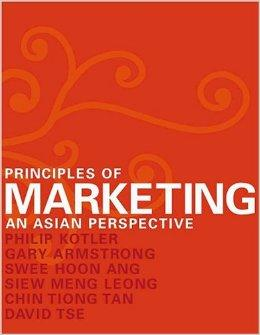 Image for PRINCIPLES OF MARKETING: AN ASIAN PERSPECTIVE