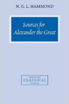 Image for SOURCES FOR ALEXANDER THE GREAT: AN ANALYSIS OF PLUTARCH'S 'LIFE' AND ARRIA N'S 'ANABASIS ALEXANDROU' (CAMBRIDGE CLASSICAL STUDIE