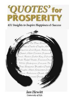 Image for QUOTES FOR PROSPERITY: 369 INSIGHTS TO HAPPINESS AND SUCCESS