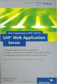 Image for WEB PROGRAMMING IN ABAP WITH THE SAP WEB APPLICATION SERVER