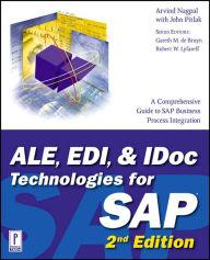 Image for ALE, EDI, & IDOC TECHNOLOGIES FOR SAP, 2ND EDITION (PRIMA TECH'S SAP BOOK S ERIES)
