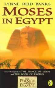 Image for MOSES IN EGYPT