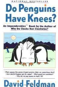 Image for DO PENGUINS HAVE KNEES