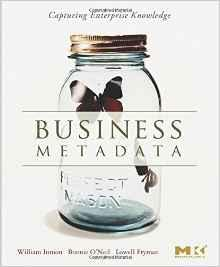 Image for BUSINESS METADATA: CAPTURING ENTERPRISE KNOWLEDGE