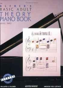Image for ALFRED'S BASIC ADULT THEORY PIANO BOOK LEVEL TWO