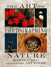 Image for THE ART OF PHOTOGRAPHING NATURE
