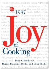 Image for THE ALL NEW ALL PURPOSE: JOY OF COOKING