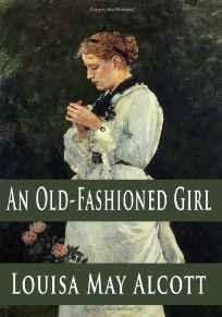 Image for AN OLD-FASHIONED GIRL