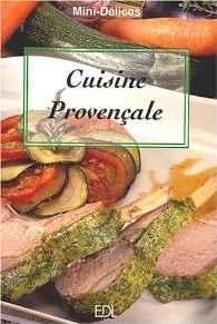 Image for CUISINE PROVENCALE (MINI DELICES) *REG. 2,95$*