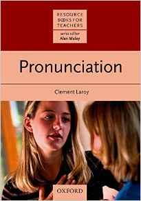 Image for PRONUNCIATION (RESOURCE BOOKS FOR TEACHERS)
