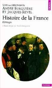 Image for POINTS HISTOIRE: HISTOIRE DE LA FRANCE/HERITAGES