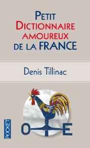 Image for PETIT DICTIONNAIRE AMOREUX DE LA FRANCE