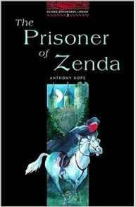 Image for THE OXFORD BOOKWORMS LIBRARY: STAGE 3: 1,000 HEADWORDS THE PRISONER OF ZEND A.