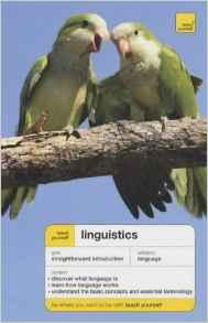 Image for LINGUISTICS (TEACH YOURSELF LANGUAGES)