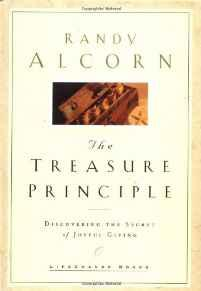 Image for THE TREASURE PRINCIPLE: DISCOVERING THE SECRET OF JOYFUL GIVING